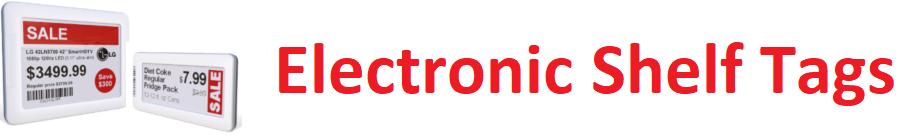 Electronic Shelf Tags